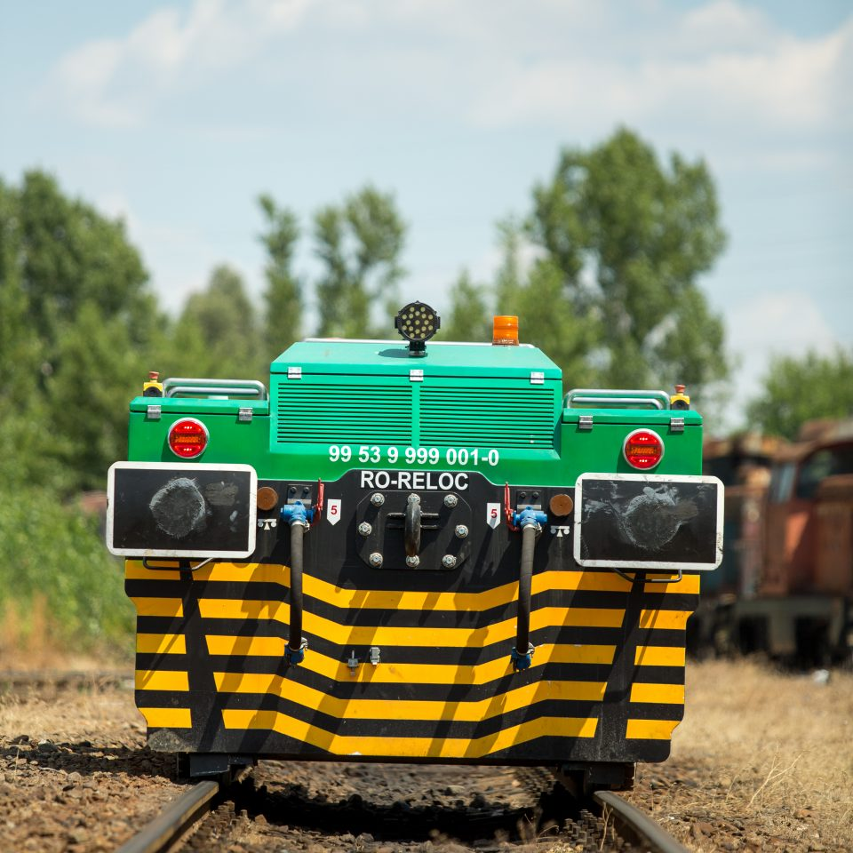 BATRACK, the newest and most innovative railway product of RELOC SA