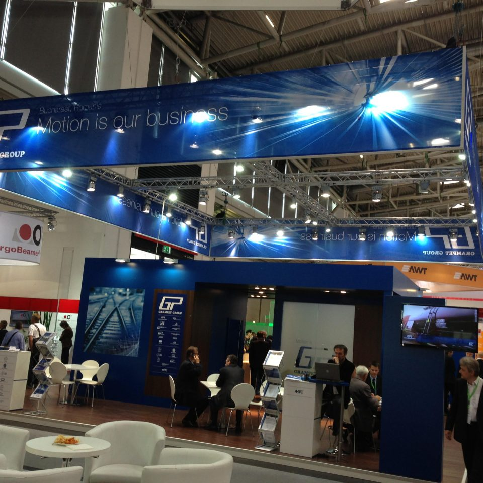 RELOC's products and services were noticed at the Munich International Transport Fair
